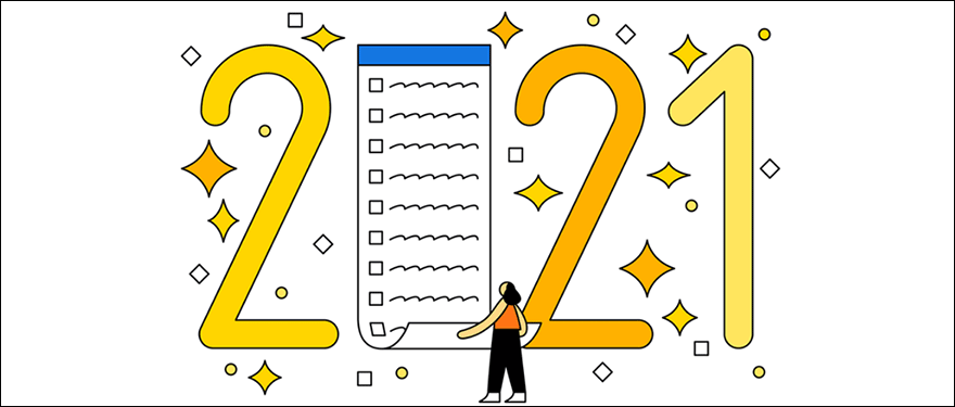 9 Ways to Have a Better 2021